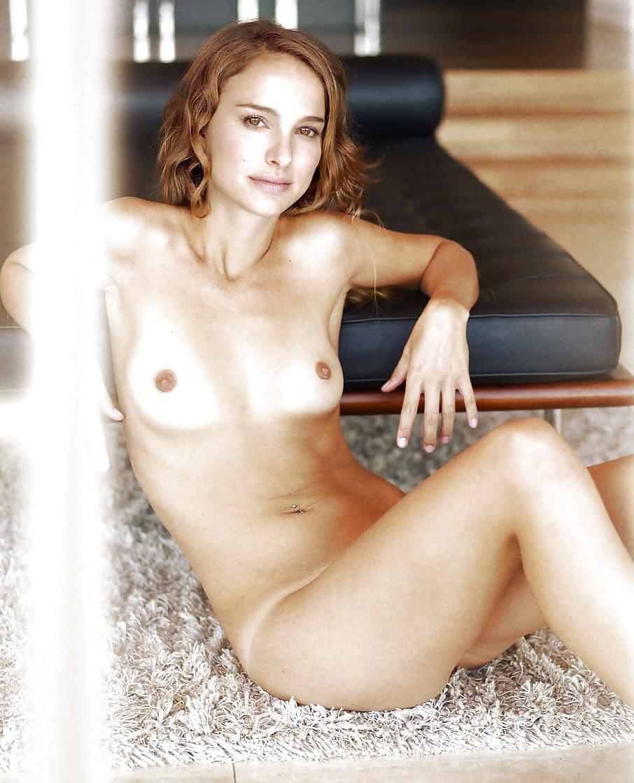 Натали Портман Nude