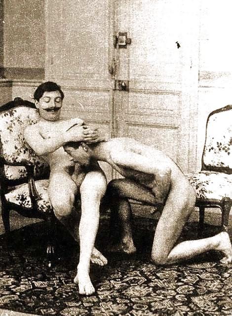 Винтажное Французское Гей Порно