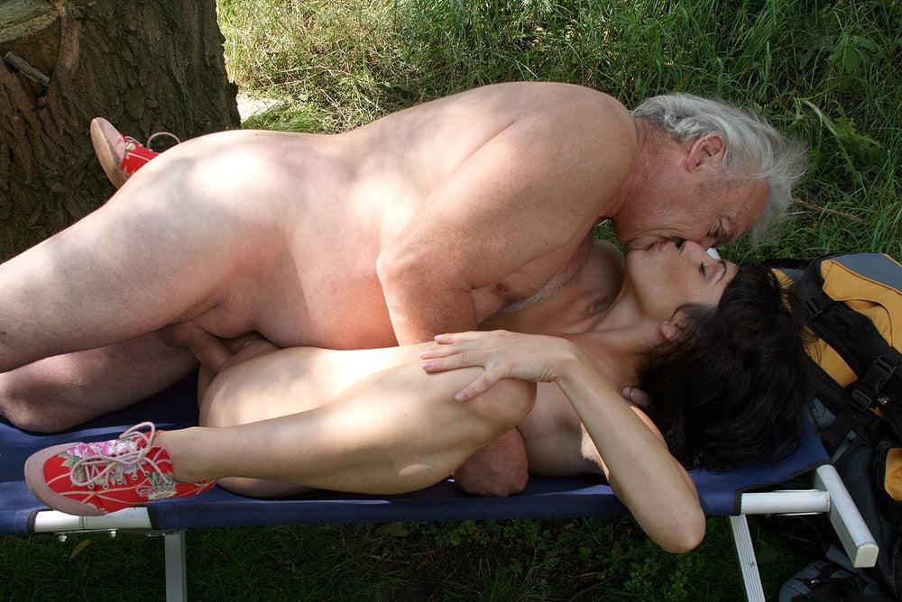 Красивый Секс Стариков