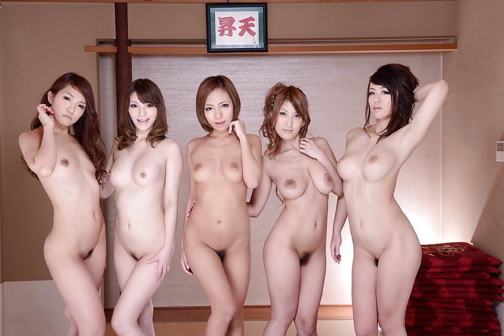 Sex Обнаженное Японии