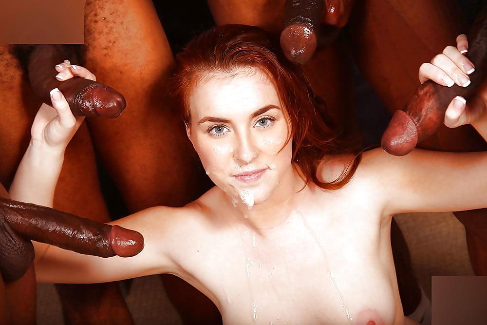 Натали Портман Interracial Gangbang