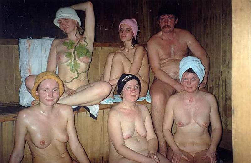 Обнаженные Русские Старухи В Бане