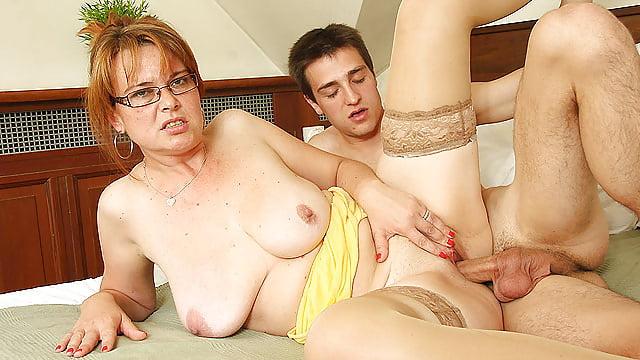Секс С Тещей Видео