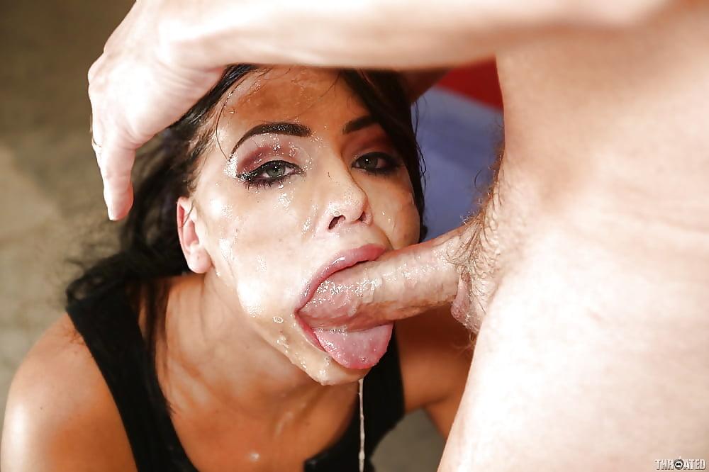 Porn Facefuck Cum