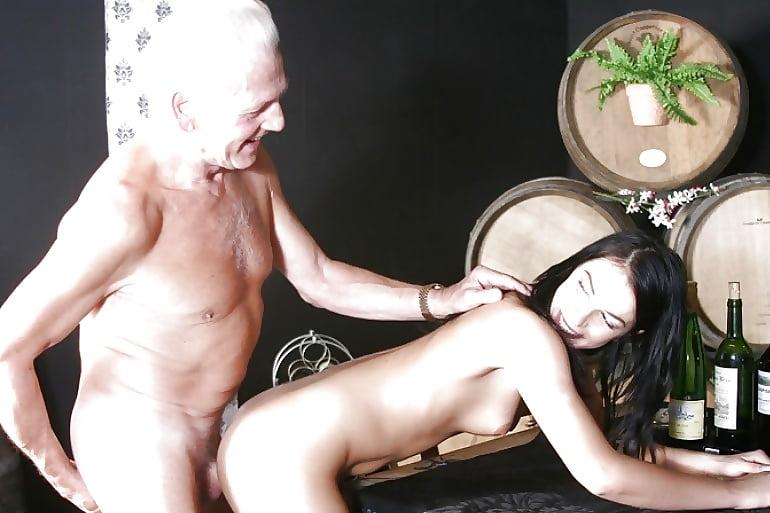 Порно Фото Девушек Стариками