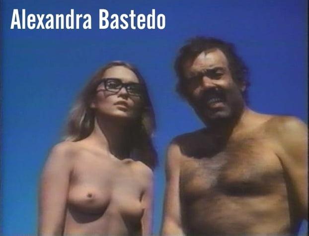 Nackt  Alexandra Bastedo British Classic