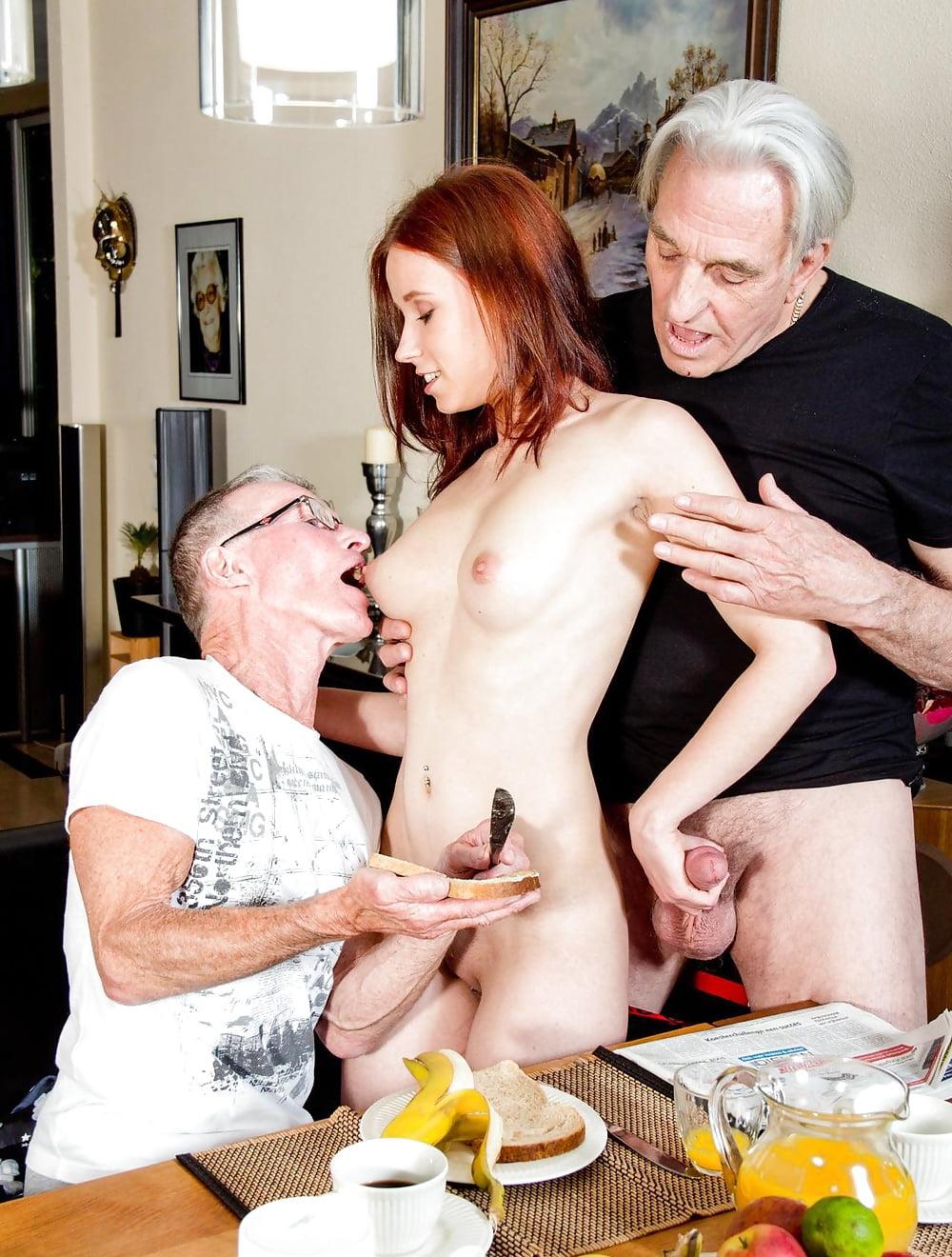 Секс С Дедом