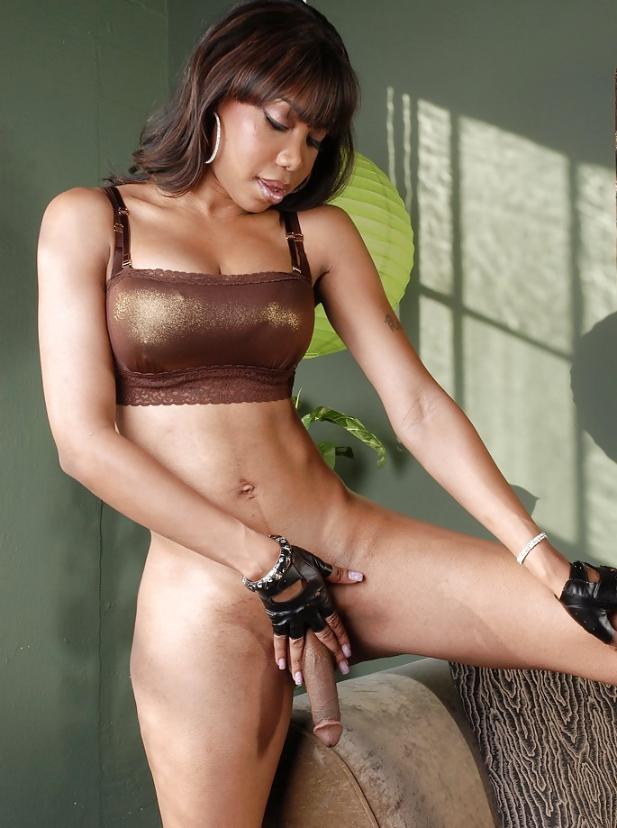 Tashia recommends Shemale craves cock