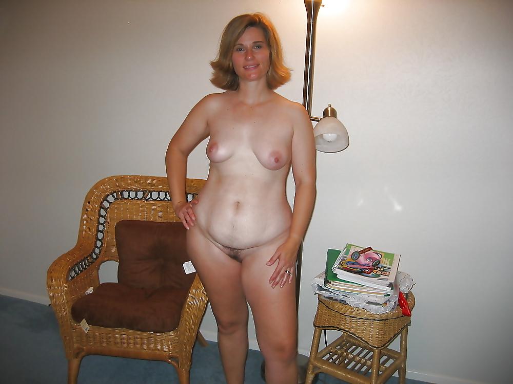 Жена голая фото возрасте #3
