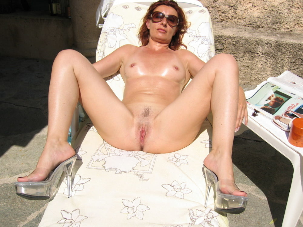 Naked french wife