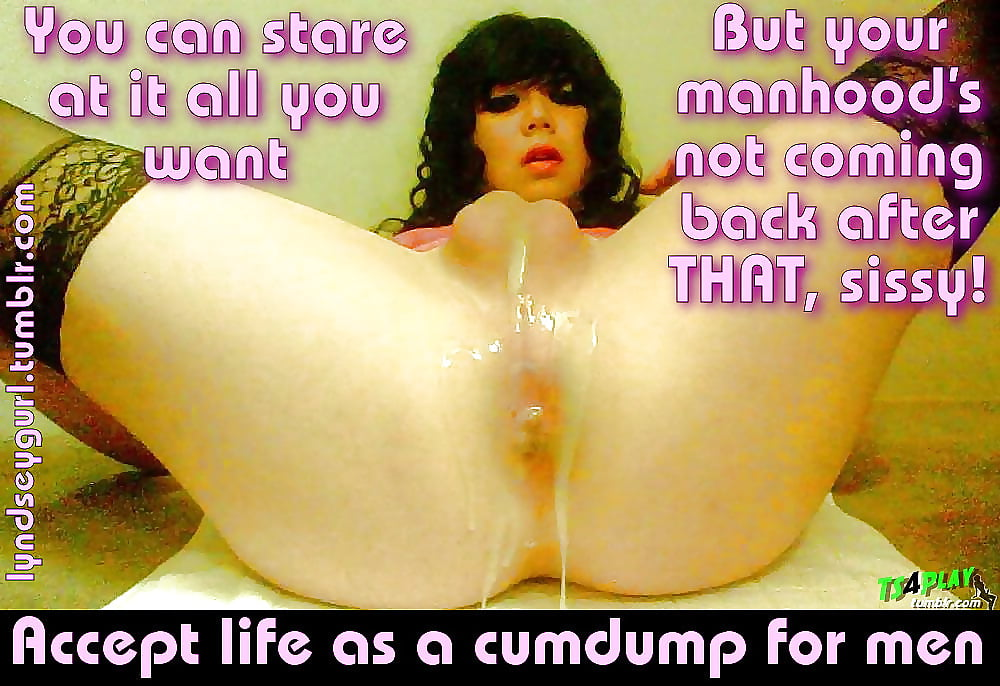 Tranny Cum Dump