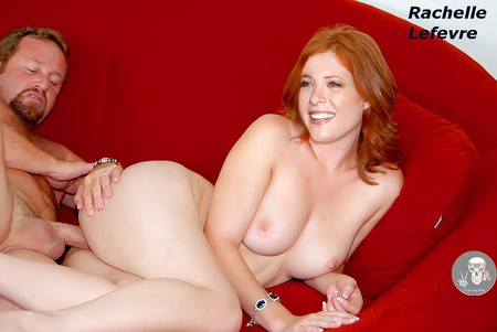Rachelle Lefevre  nackt