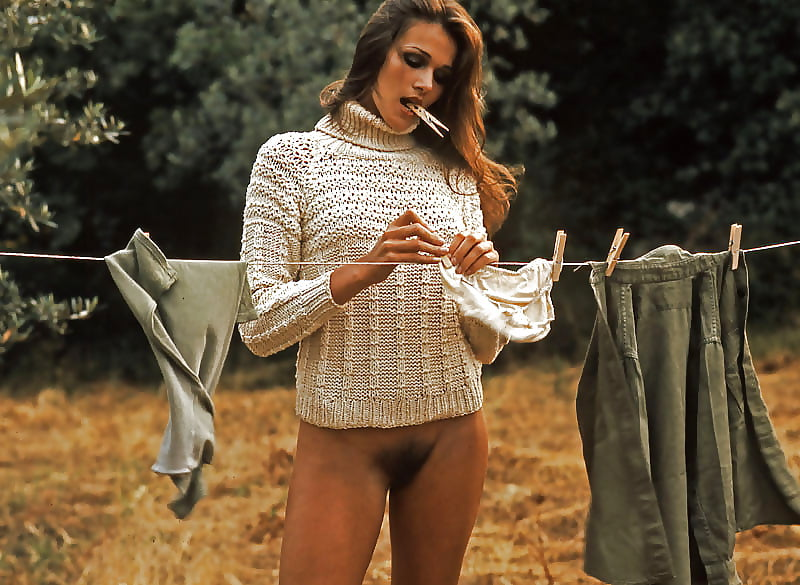 sexy-nude-in-a-sweater-women