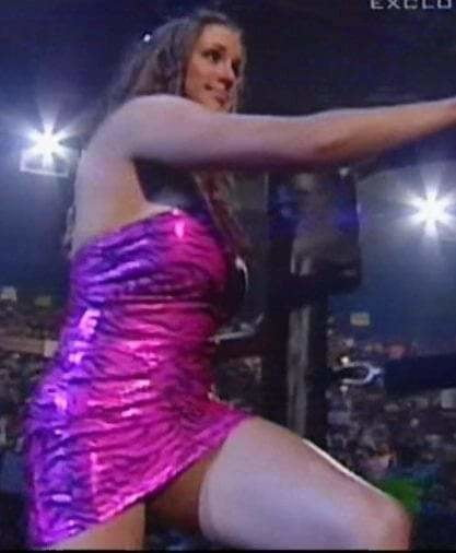 Sex of stephanie mcmahon