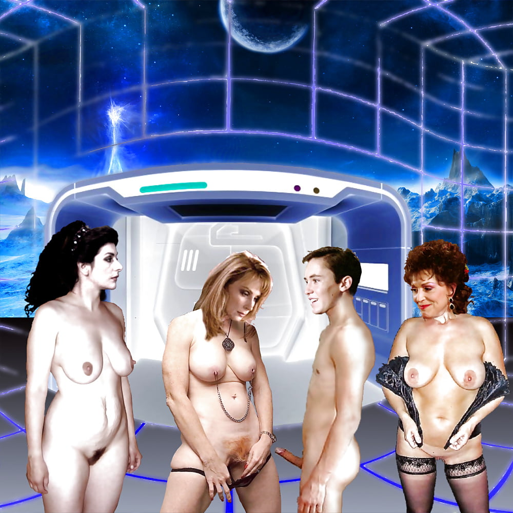 Star Trek Actors Nude Tape Galery