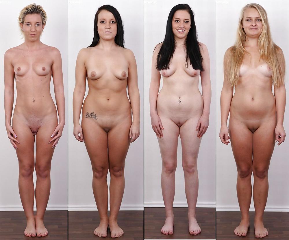 Naked women casting pics