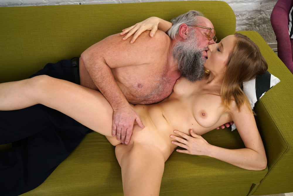 Old Man And Young Girl In Hot Sex