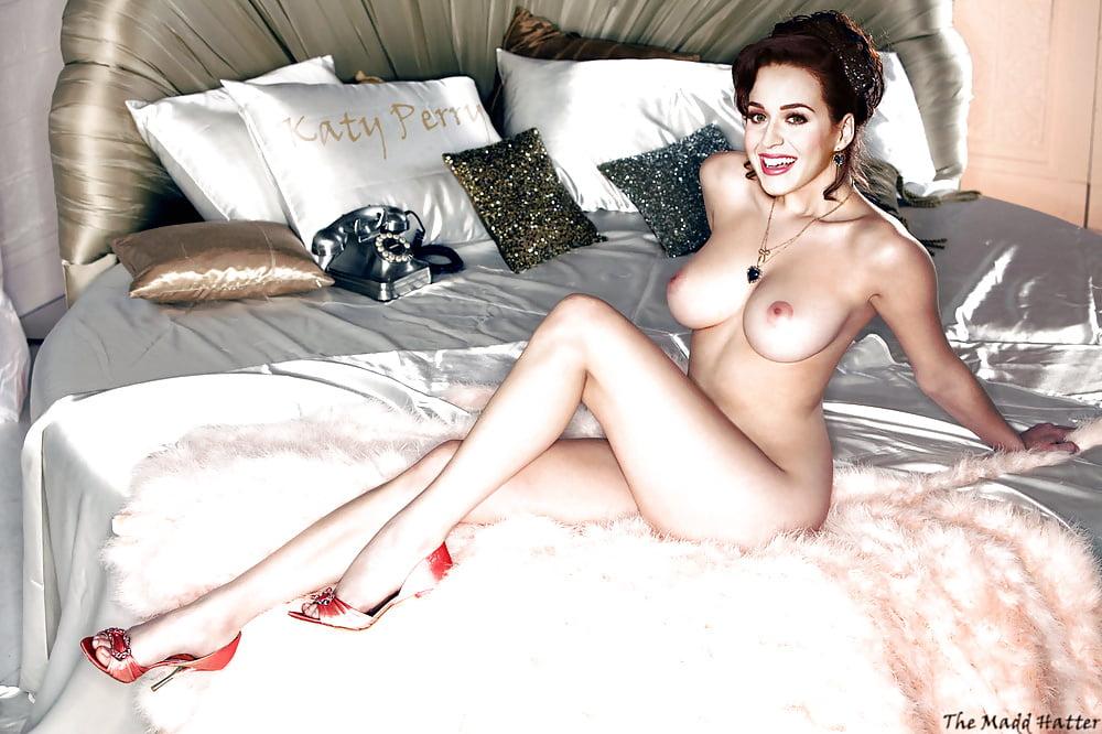 Perry Mattfield Nude