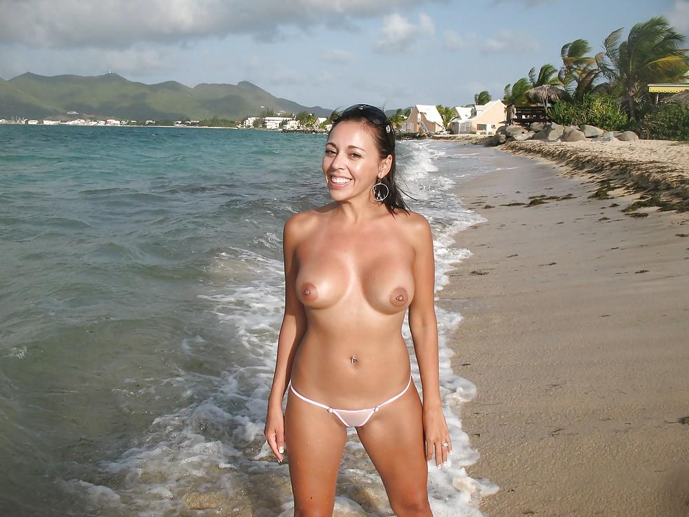 Bikini slut
