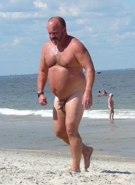 Naked dad on beach zeoli pussy