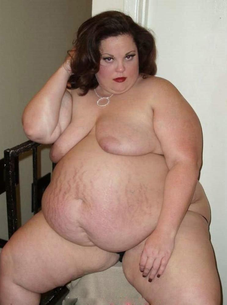 Толстые огромные жирные голые женщины — 8