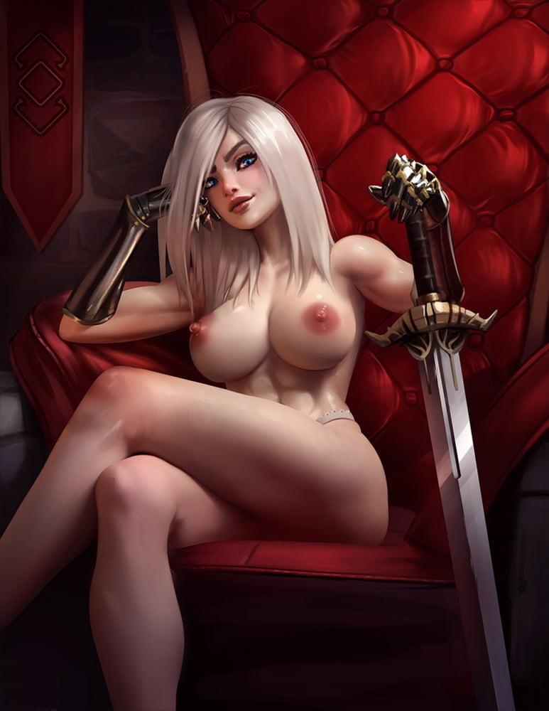 Fantasy Warrior Woman 60 - 50 Pics