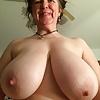 Big Natural Silicone-free Boobs! (Granny, GILF)