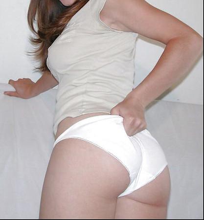 Tawnee Stone Trying On Panties Gif