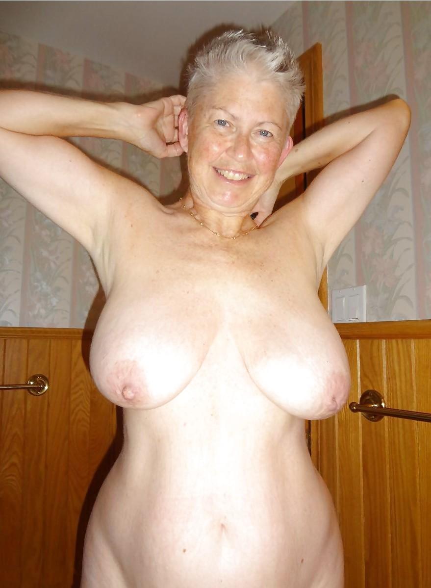 My grandma is sexy