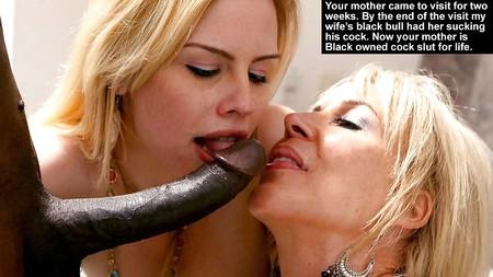 girl owns white girl Black
