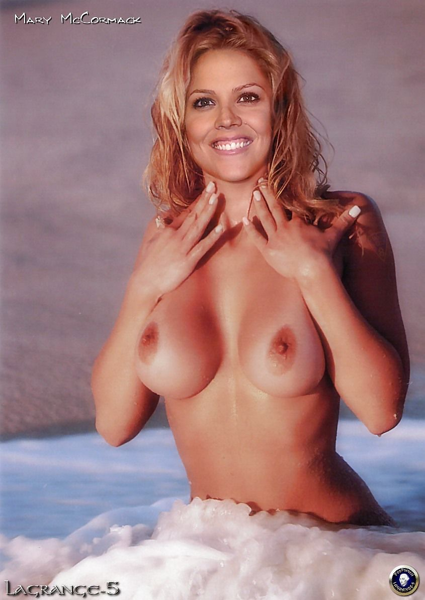 Fake nude mary mccormack pictures