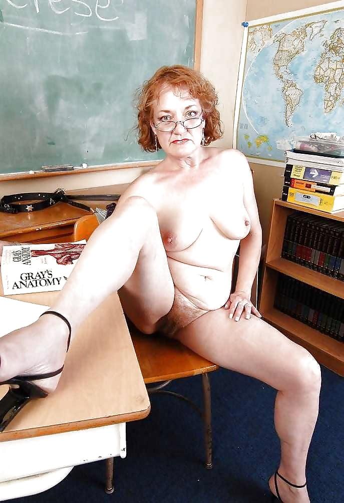 Old group teacher