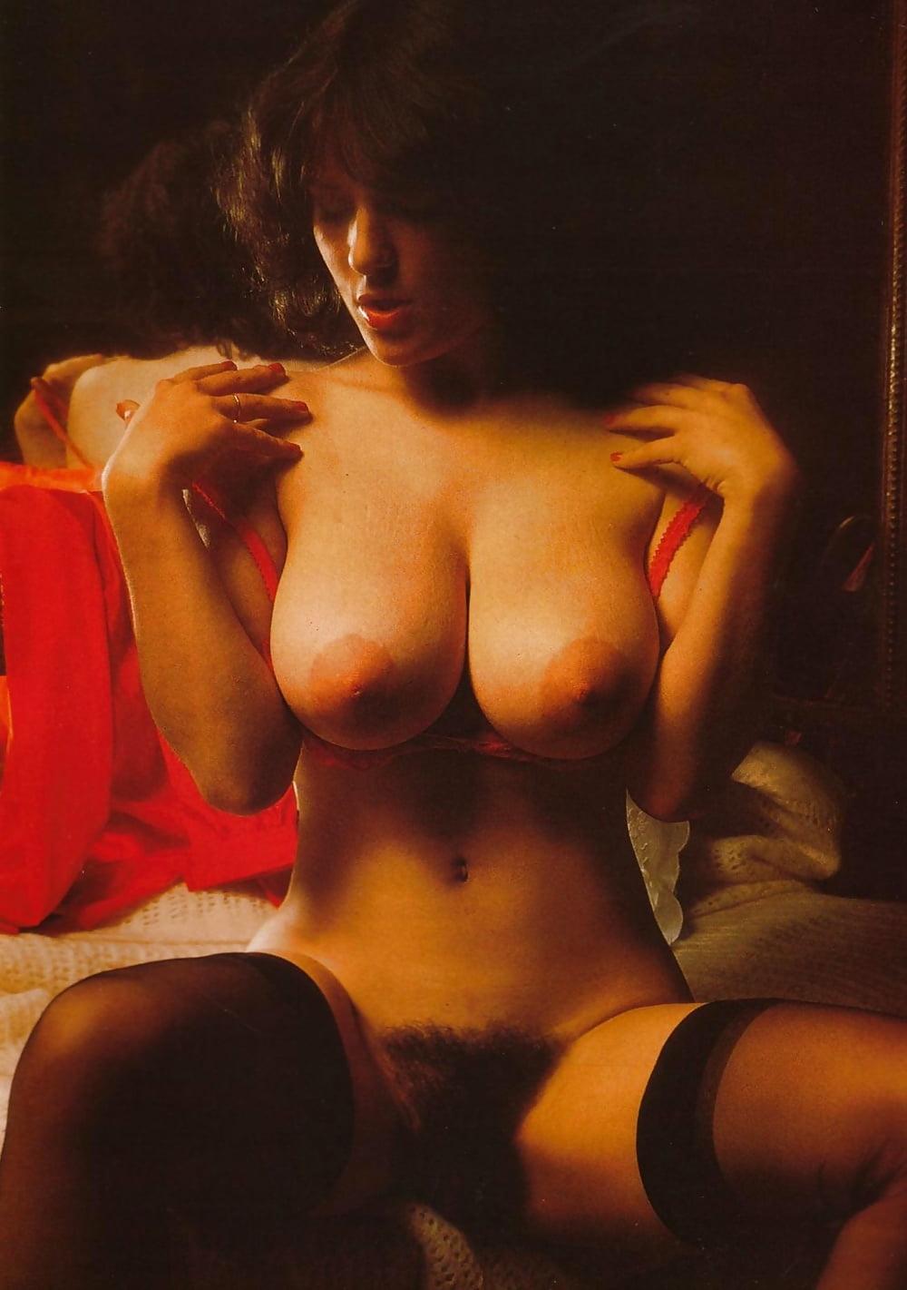 Jennifer Eccles Busty British Vintage Pornstar From The 70 -7849