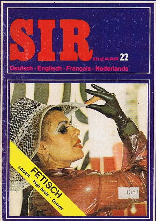 Sir Bizarr Nr. 22 - 18 Pics