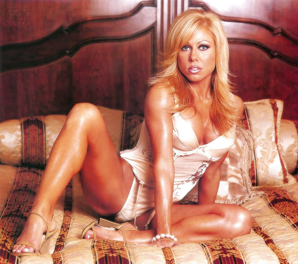 Terri Runnels, Wwe Diva In Sexy Lingerie Celebrity Nude And Sexy Photos