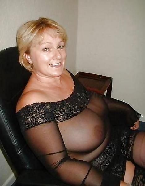 Elaine,Busty Stocking Mature - 19 Pics  Xhamster-3323