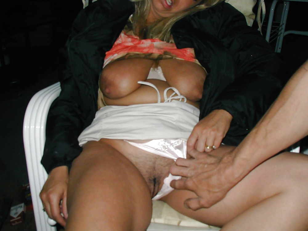 Drunk milf slut naked