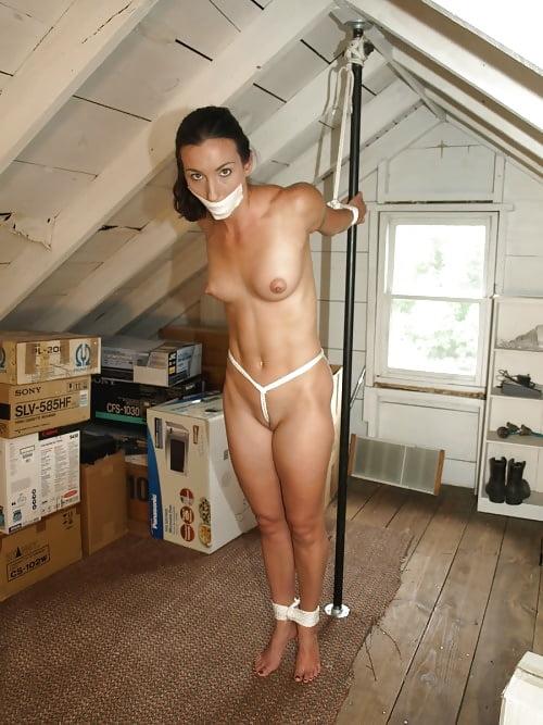 Homemade bondage photos