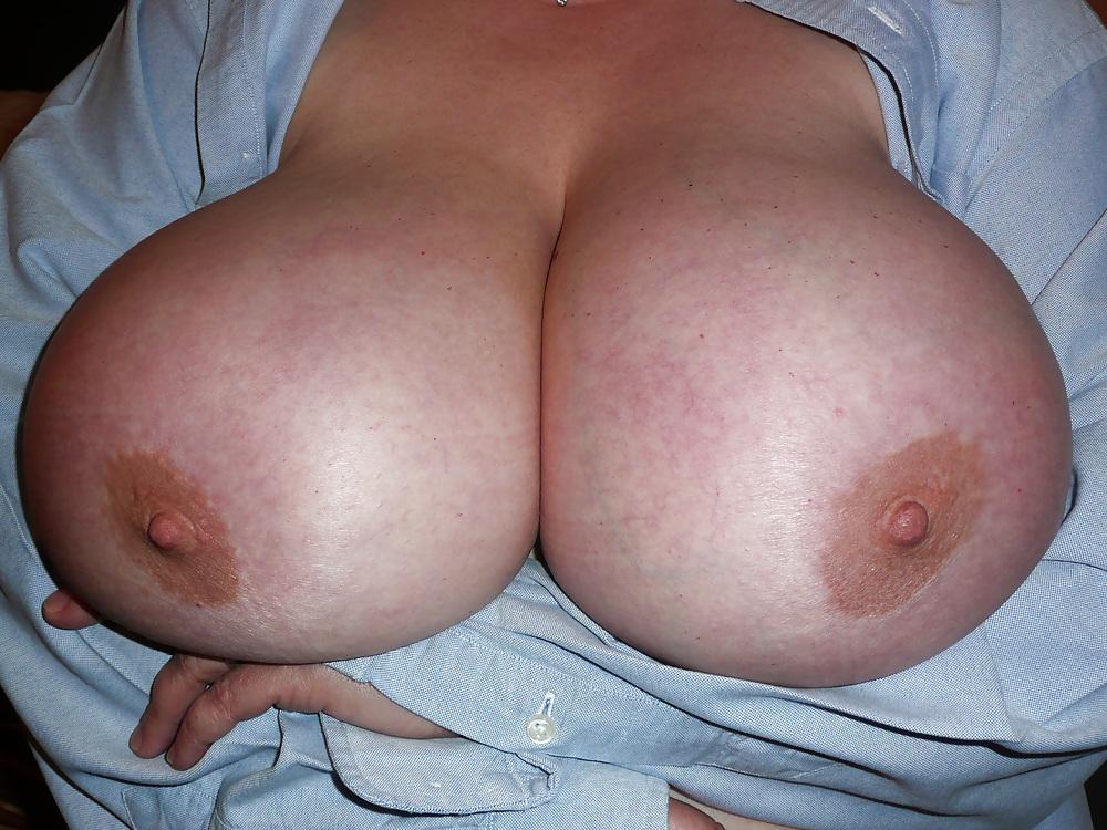 Nylon and big tits