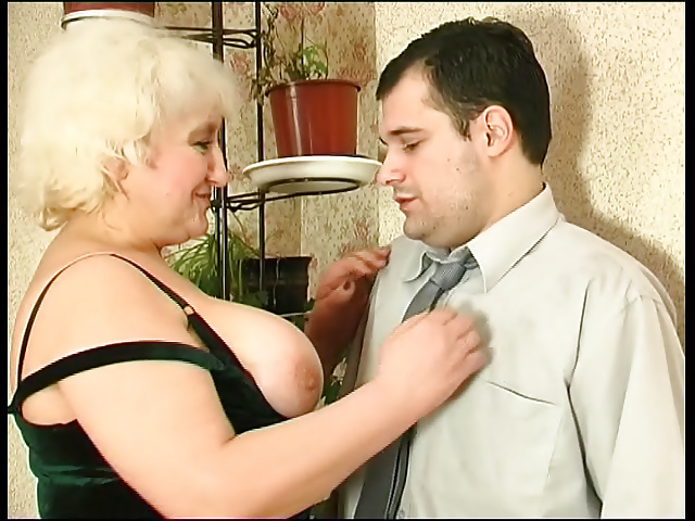 Wife catches her man fucking her mom-1623