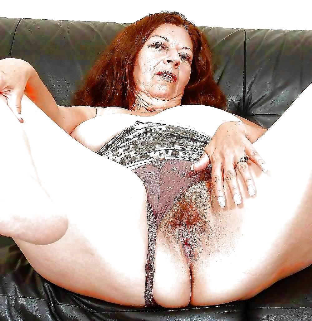 Фото женщин пожилого возраста с огромными пиздами