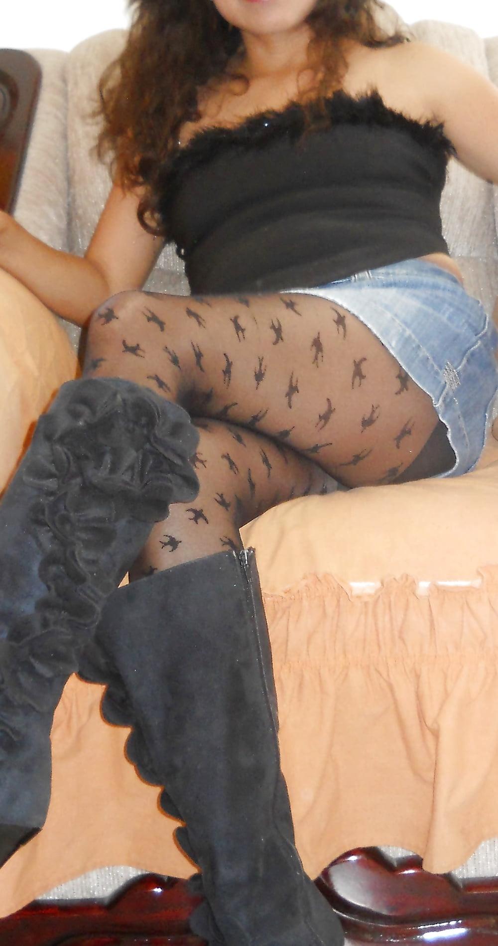 Pantyhose sexy milf-5630