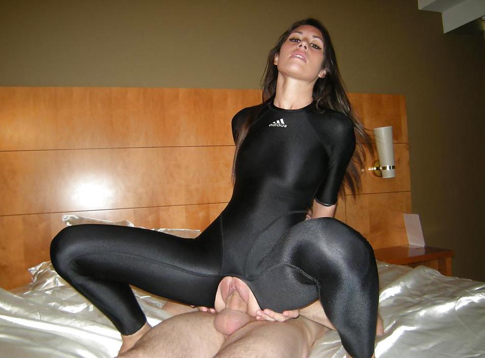 Jillian janson tight spandex