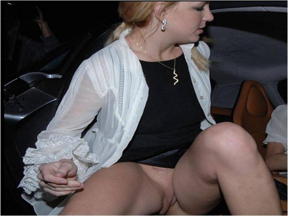 Brittney's pussy shot