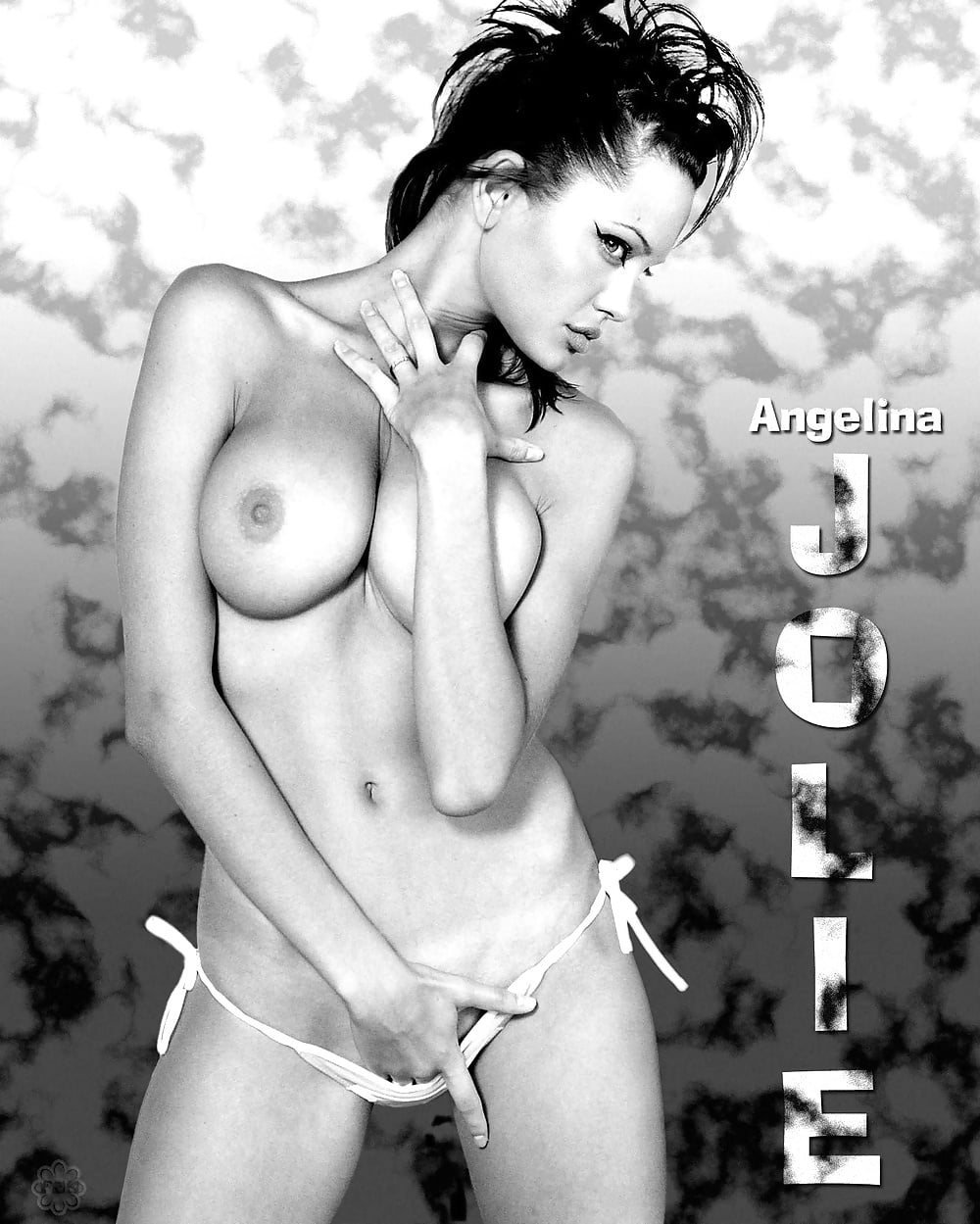 Angelina jolie naked wallpaper, sexy naked playboy women