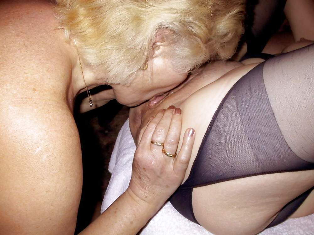 Granny lesbian panties movies