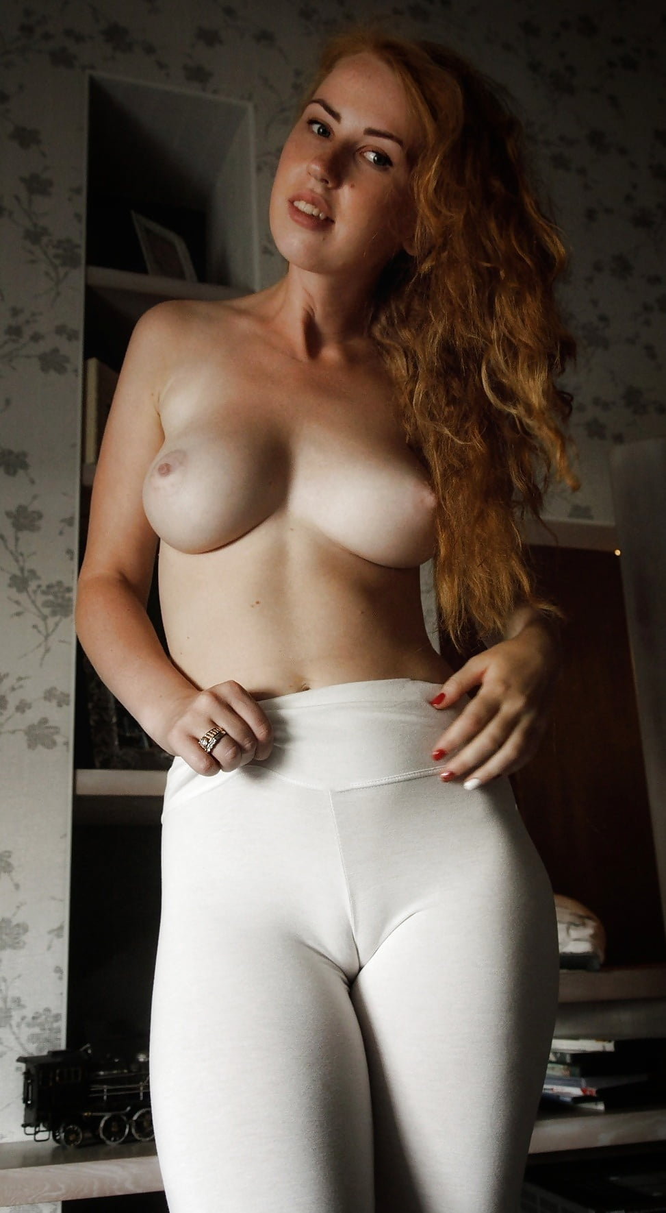 Tight against nude grils