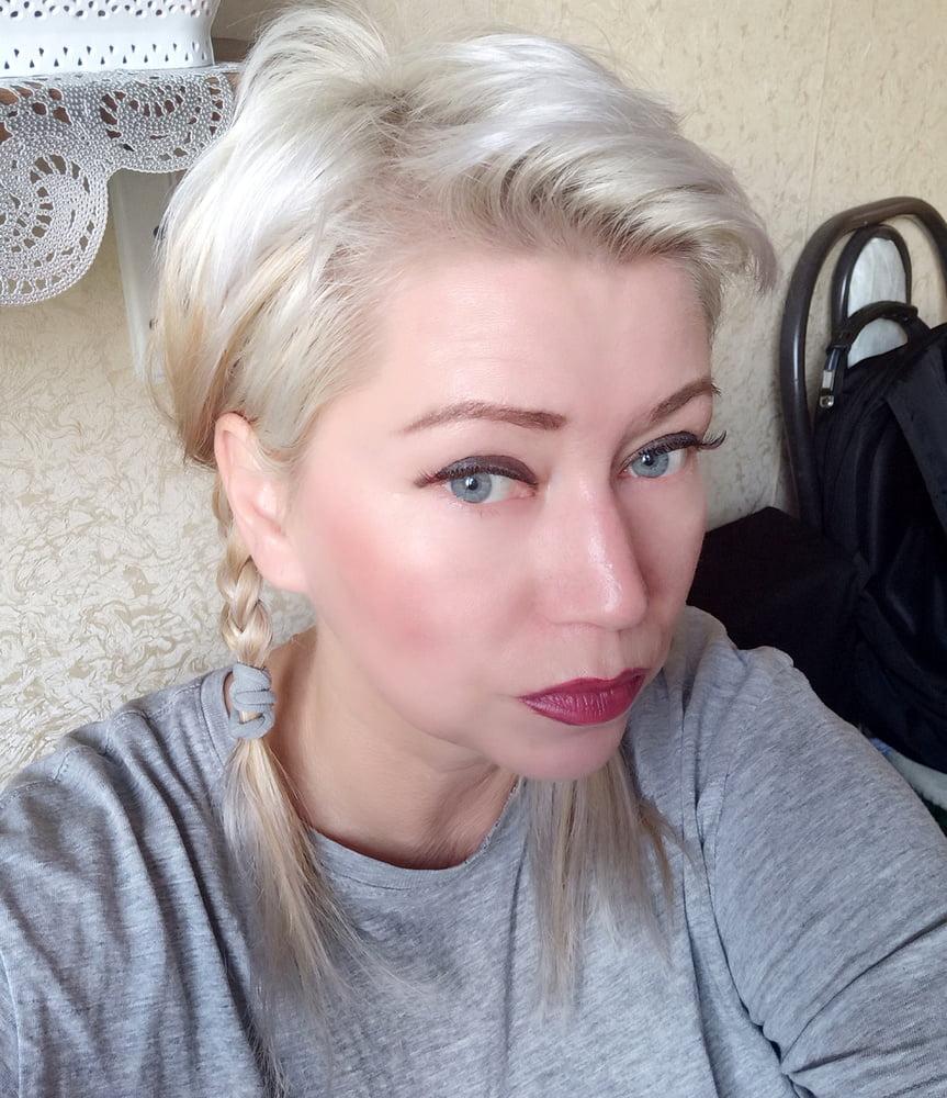 Russian MILF AimeeParadise is a glamorous bitch .!.