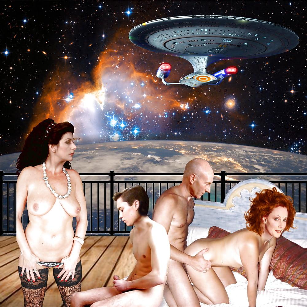 Hairy Women Porn Star Trek
