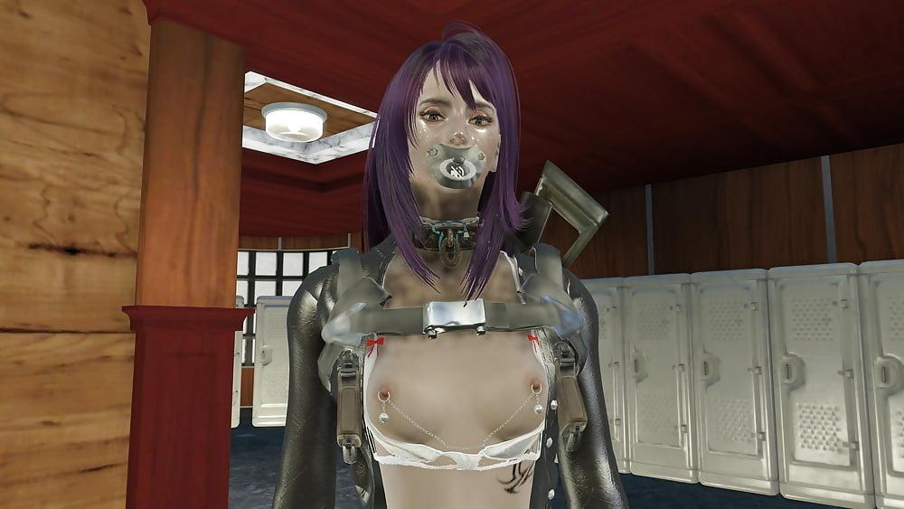 Fallout 4 katsu and rowdy atom cats - 3 part 6